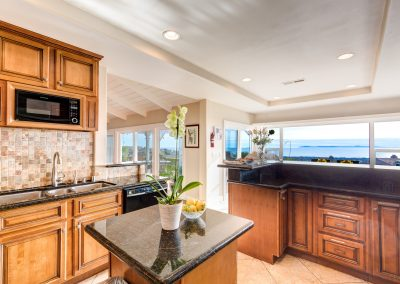 Corona Del Mar Rehab (Kitchen View)