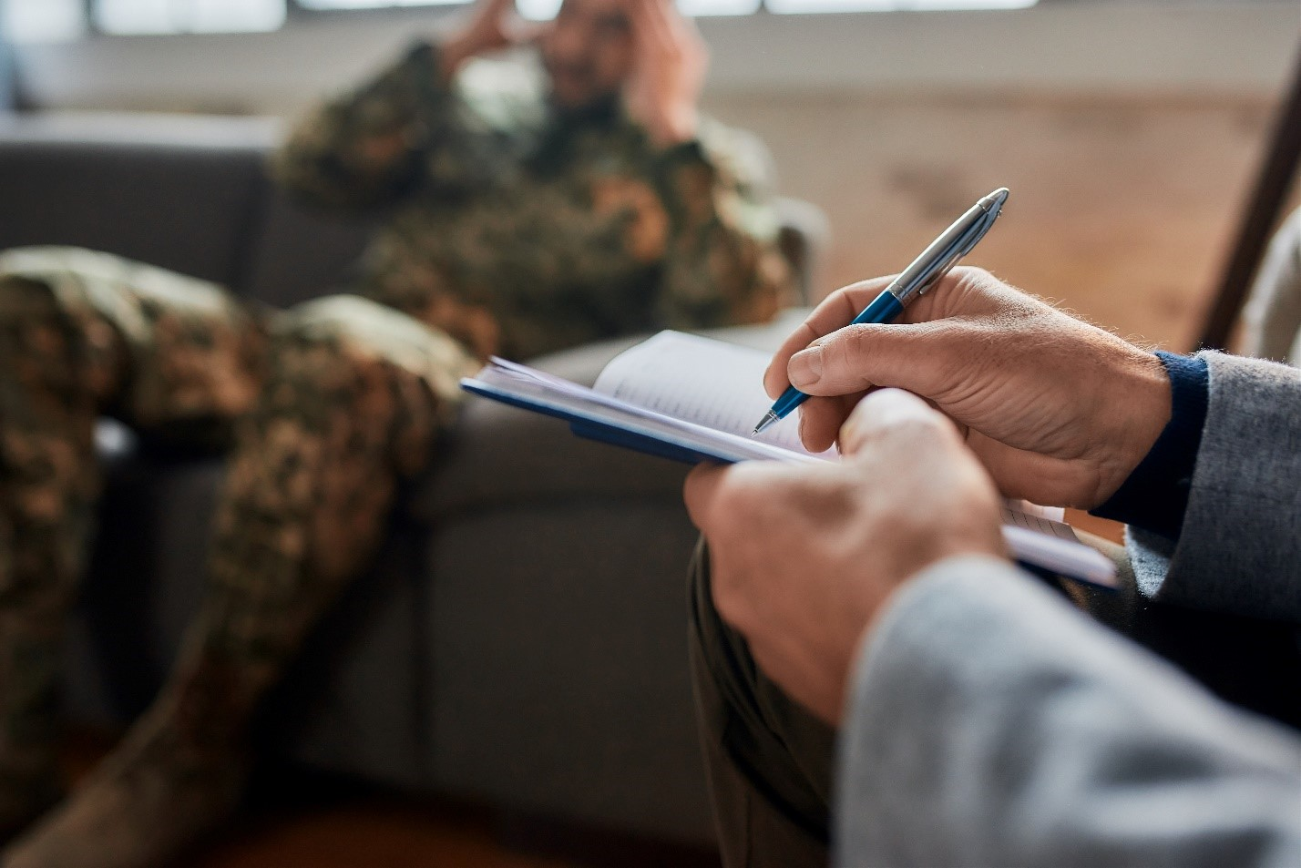 Addiction Treatment Center for Veterans & Military in Orange County