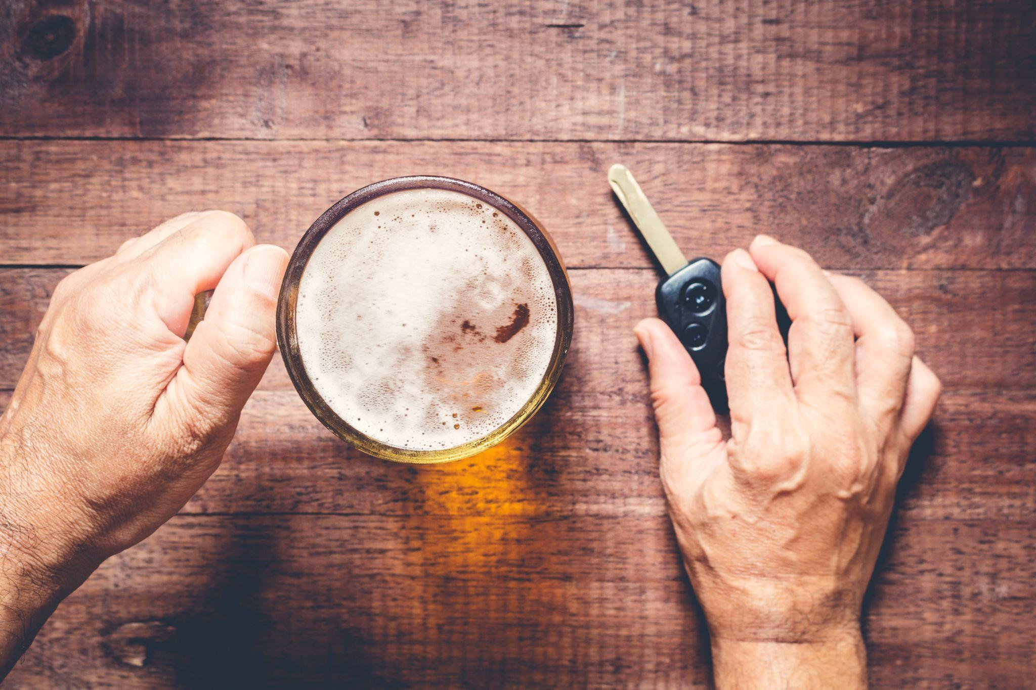 Does a DUI Arrest Mean You Have an Alcohol Addiction?